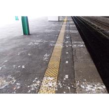 【鳥害対策サービス事例】鉄道(ホーム・高架下・ビーム等) 製品画像
