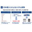 ノーコードシステム開発ツール『ULTRA』 製品画像