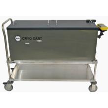作業台『MVE CryoCart』*生物試料移動用 製品画像