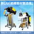紙の緩衝材を簡単に作成・排出『NUEVOPAK 紙緩衝材製造機』 製品画像