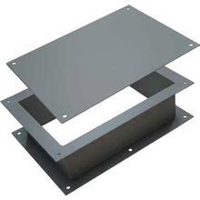 金属加工品『貫通枠』 製品画像