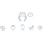 【不定形ワーク認識特化AI】導入の流れ 製品画像