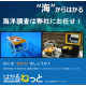 水中リアルタイム測量【小型水中ロボット(水中ドローン)】 製品画像
