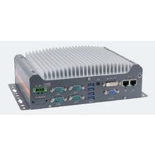 小型ファンレスIPC『Nuvo-7501』シリーズ 製品画像