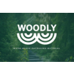 バイオマスプラスチック『WOODLY(ウッドリー)』 製品画像