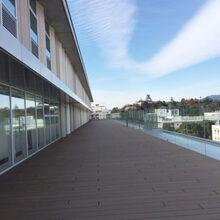 【図書館施工事例】次世代再生木材『ハンディウッド』 製品画像