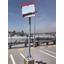 道路反射鏡オプション【自立固定用金具】D-4 製品画像