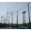 防球ネットポール『キャンパスポール』 製品画像