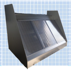 無動力・無電源除塵『JJS-A(河川堰堤に設置)』 製品画像