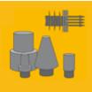 【焼結金属フィルター用途事例】スパージャー 製品画像