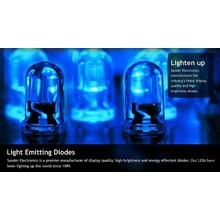 砲弾型LED チップLED LEDモジュール LEDパネル 製品画像