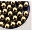 鋼球『玉軸受用ステンレス鋼球』 製品画像