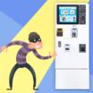 高い安全性で窃盗被害を防止!『集中精算システム』 製品画像