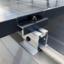 ハゼ折板屋根用太陽光架台「トップロック」 製品画像