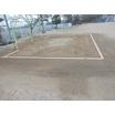 【幼稚園・保育園向け資材】ヒノキの木製砂場枠 製品画像