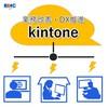 業務改善を『kintone』で行うDX推進術 製品画像