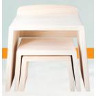 椅子『浴室用 とちぎ桧椅子』 製品画像