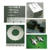 ワイヤーカット・マシニングなどの金属加工サービス カタログ 製品画像