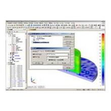 マイクロ波加熱連成解析ソフトウェア 製品画像