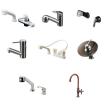 水栓金具『洗面用水栓』 製品画像