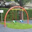 公園遊具 アーチブランコ(シート型) I-213 製品画像