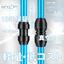 軽量で施工性高く10年保証の空圧配管。AIRCOMクイックライン 製品画像