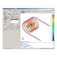 高周波誘導加熱解析ソフトウェア F-MAG-IH 製品画像