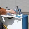 """「公園で手を洗おう!」手洗い器""""PLAVO(プラヴォ)"""" 製品画像"""