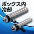 キャビネット冷却専用冷却器 キャビネット・クーラー(動画あり) 製品画像