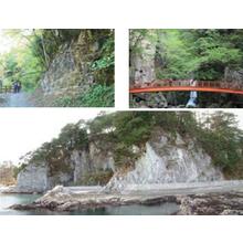 【落石予防工法用途例】景観保全地域 製品画像