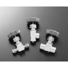 S-jointステンレス製品 「高圧バルブ」 製品画像