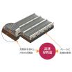 【技術紹介】金属フレームヒータ 製品画像