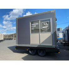 喫煙室トレーラーハウス ベーシックモデル SC12BA 製品画像