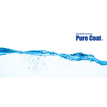 外壁の汚れを防ぐコーティング材「ピュアコート水性」 製品画像