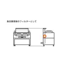 【応用例】食品調理器のフィルター 製品画像