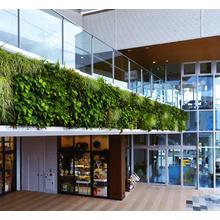 壁面緑化『D's エコロユニット』 製品画像