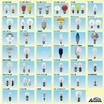 白熱ランプとは『灯り』が均一で広配光な白熱電球!ソケット別売り! 製品画像