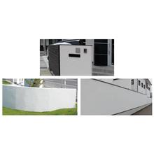 外溝用無機質系塗り壁材『門柱まもーる』 製品画像