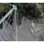 高エネルギー吸収落石防護工『カーテンネット』 製品画像
