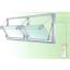 換気排煙窓開閉装置(ワンタッチワイヤータイプ) 製品画像