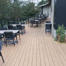 【動物園施工事例】次世代再生木材『ハンディウッド』 製品画像