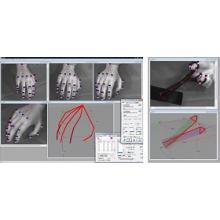 2次元/3次元リアルタイムトラッカー Radish/2D/3D 製品画像