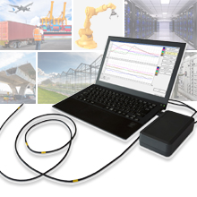ケーブル一体型多点温度センサ『SAN-Thermo』 製品画像