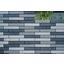 長方形・ボーダーセラミックタイル『LINEN(リネン)』 製品画像