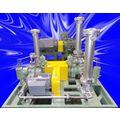 『ルーツ式コンプレッサー』特殊ガスを550KPaまで昇圧可能! 製品画像