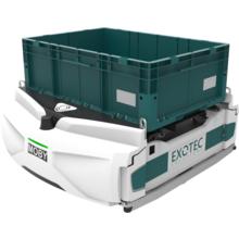 高能力ロボットストレージ&ピッキングシステム『Skypod』 製品画像
