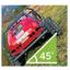 ハイブリッドラジコン草刈機『神刈』最大作業角度45度!動画掲載中 製品画像