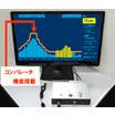 騒音 分析 シンプル FFT コンパレータ で環境音を周波数分析 製品画像