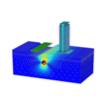 3次元地盤解析ソフトウェア「PLAXIS 3D」 製品画像