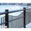 【歩道用防護柵】橋梁(高欄)用防護柵 製品画像